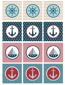 nautical-party-circles