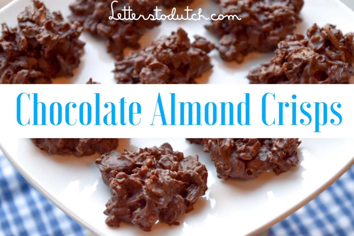 Chocolate Almond Crisps