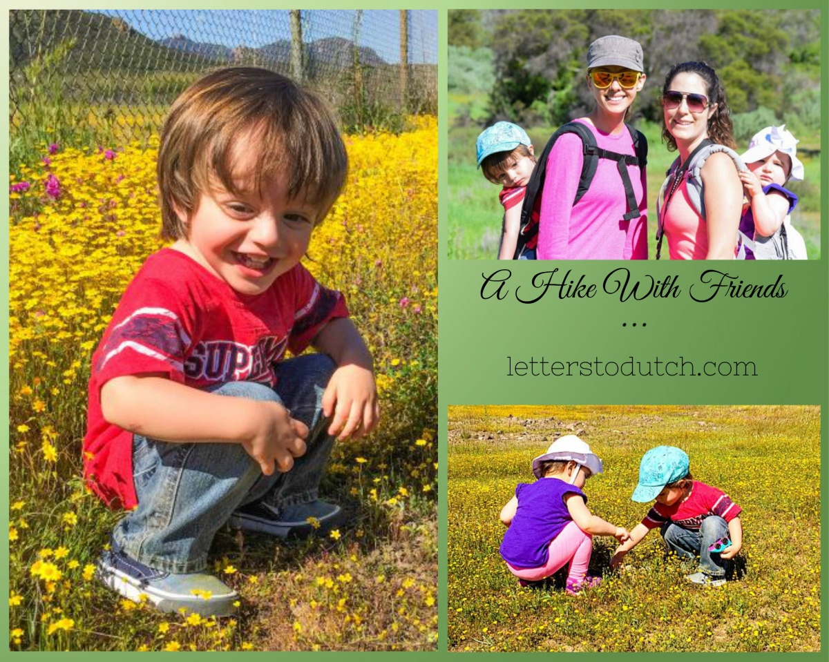 Outdoor Play: A Hike With Friends