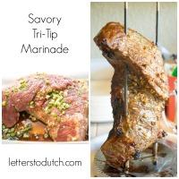 Savory Tri-Tip Marinade