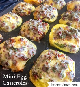 egg casseroles feature